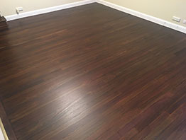 Timber Floor Staining Sydney