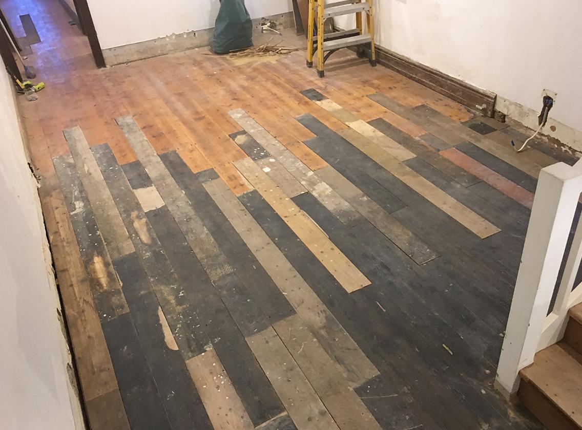 timber floor installers Sydney